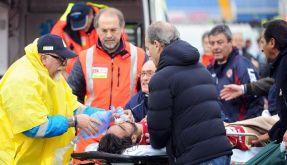 Italien trauert um den toten Fußballer Morosini (Foto)