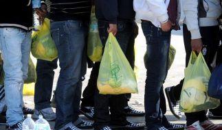 Italiens Flüchtlingspolitik entfacht Streit in Deutschland (Foto)