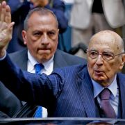 Italiens Präsident Napolitano ist zurückgetreten (Foto)