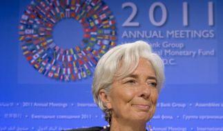 IWF-Chefin: Lösung für Euro-Krise vorhanden (Foto)