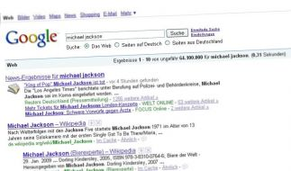 Jackson Google (Foto)