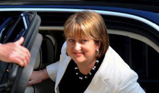 Jacqui Smith tritt kurz vor den Wahlen in Großbritannien zurück (Foto)