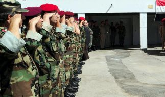Jagd nach Deserteuren in Syrien (Foto)