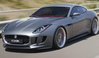 Jaguar C-X16 erreicht mit Hybridantrieb 300 km/h (Foto)