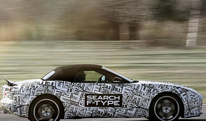 Jaguar-Studie C-X16 geht 2013 als F-Type in Serie (Foto)