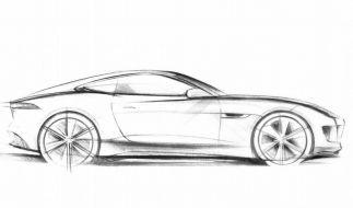 Jaguar-Studie gibt Ausblick auf E-Type-Erben (Foto)