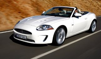 Jaguar XKR Speed Pack (Foto)