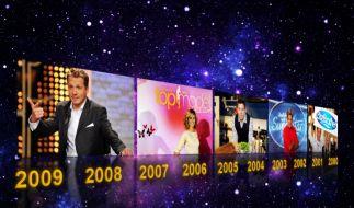 Jahresrückblick - Fernsehen (Foto)