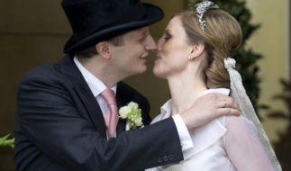 Jahresrueckblick August 2011 - Hochzeit von Georg Friedrich Prinz von Preussen und Sophie Prinzessin (Foto)
