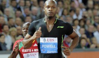 Jamaikas Sprinter gewinnen erstes Duell gegen USA (Foto)