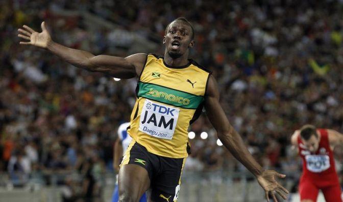 Jamaikas Staffel holt in Weltrekord-Zeit WM-Gold (Foto)