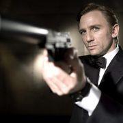 Immer sein Ziel im Visier: James Bond