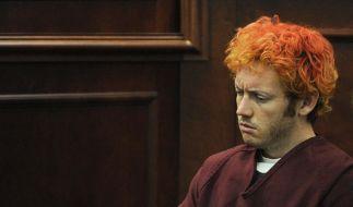 James Holmes bei seinem ersten Auftritt vor Gericht. (Foto)
