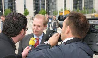 Jan Mönikes, SPD-Politiker und Mitglied der «Piraten in der SPD». (Foto)