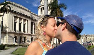 Jana will ihren Verlobten Manuel auf Kuba heiraten. (Foto)