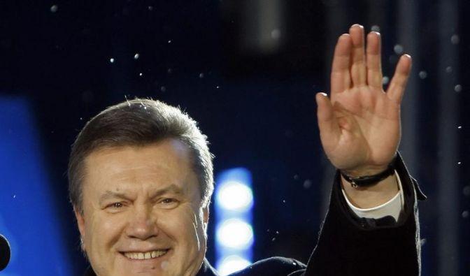 Janukowitsch-Wahlsieg in der Ukraine bestätigt (Foto)