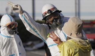 Japan Erdbeben (Foto)