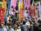 Japan feiert vorläufigen Atomausstieg (Foto)