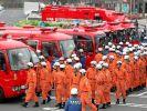 Japan hofft nach einer Woche Dauereinsatz in Fukushima (Foto)