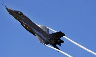 Japan legt sich US-Tarnkappenflugzeuge zu (Foto)