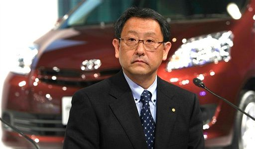 Japan Troubled Toyota (Foto)