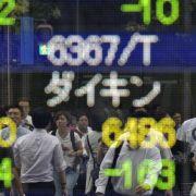 Japans Wirtschaft rutscht in die Rezession (Foto)