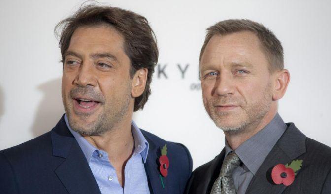 Javier Bardem, Daniel Craig (Foto)