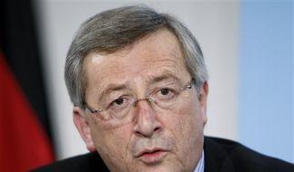Jean-Claude Juncker (Foto)