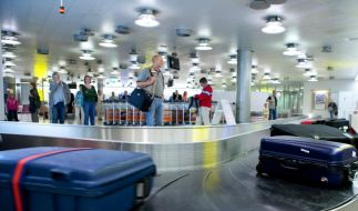Jedes 100. Gepäckstück geht beim Fliegen verloren oder kommt nicht pünktlich am Ziel an. (Foto)