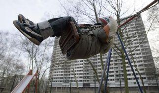 Jedes vierte Kind in Ostdeutschland lebt von Hartz IV. (Foto)