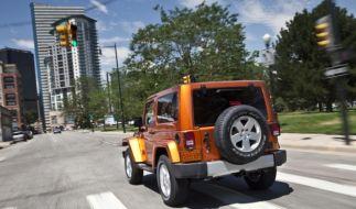 Jeep Wrangler 2010 (Foto)