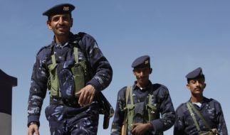 Jemenitische Spezialkräfte (Foto)