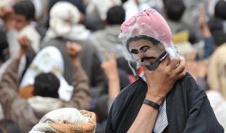 Jemens Präsident entlässt Regierung (Foto)