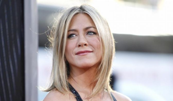 Jennifer Aniston erhält Stern in Hollywood (Foto)