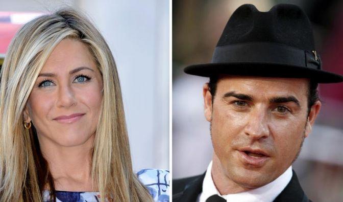 Jennifer Aniston und Justin Theroux sind verlobt (Foto)