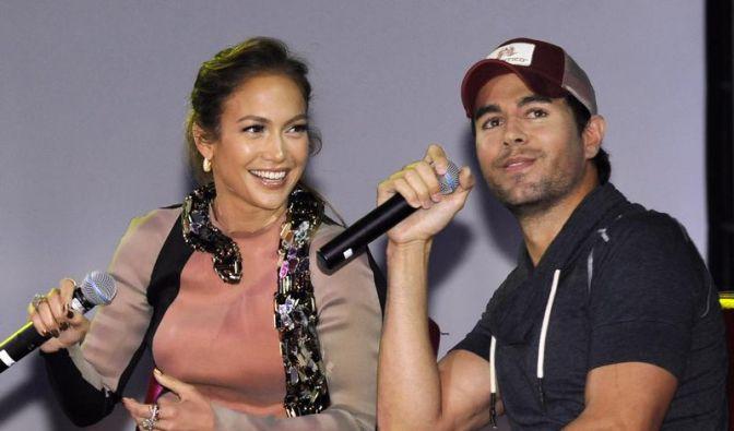 Jennifer Lopez fit für Tour mit Enrique Iglesias (Foto)