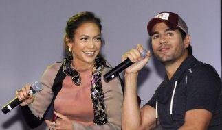 Jennifer Lopez geht mit Enrique Iglesias auf Welttournee (Foto)