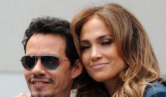 Jennifer Lopez und ihr Ex vereint vor der Kamera (Foto)
