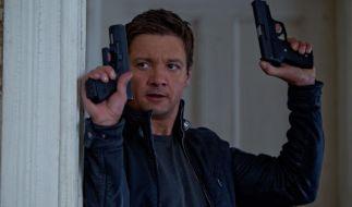 Jeremy Renner als Cross in dem Actionfilm Das Bourne Vermächtnis von Tony Gilroy. Der Film kommt am Donnerstag (13.09.12) in die deutschen Kinos. (Foto)