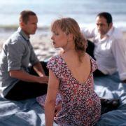 Hecken in Jerichow eine teuflischen Plan aus, um zusammen zu sein: Thomas (Benno Fürmann, links) und Laura (Nina Hoss).