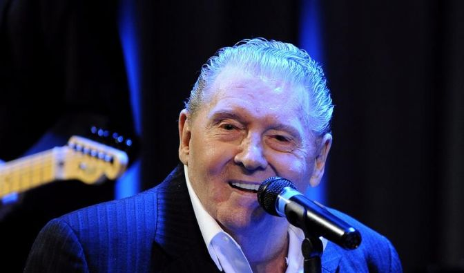 Jerry Lee Lewis heiratet mit 76 zum siebten Mal (Foto)