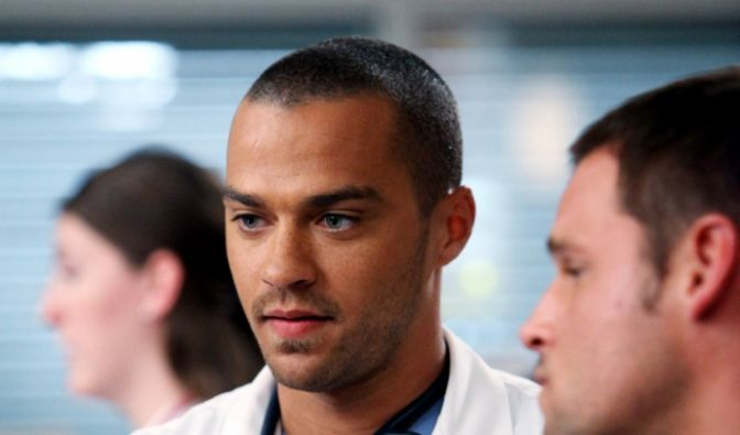 Jesse Williams  (Foto)