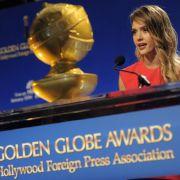 Jessica Alba bei der Verlesung der Golden-Globe-Nominierungen.