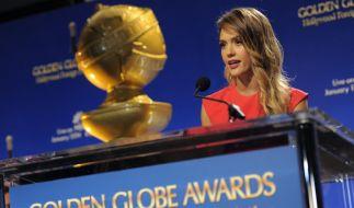 Jessica Alba bei der Verlesung der Golden-Globe-Nominierungen. (Foto)