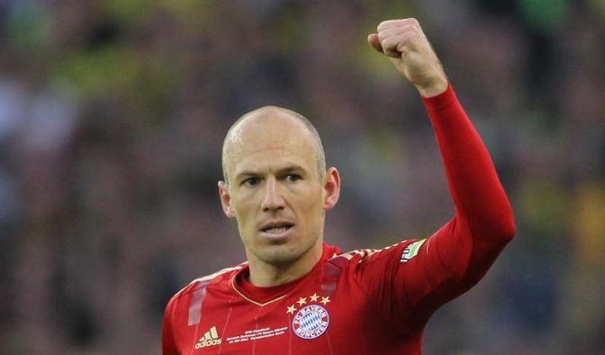Jetzt oder nie: Bayern bereit - Ribéry: «Historisch» (Foto)