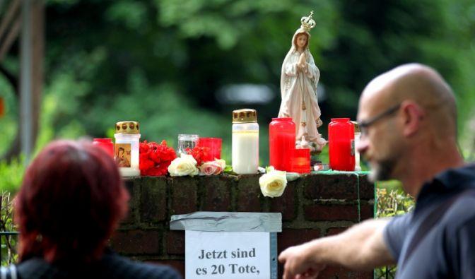 «Jetzt sind es 20 Tote, Herr Sauerland!» (Foto)