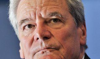 Joachim Gauck (Foto)