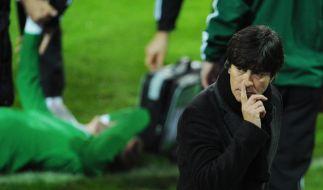 Joachim Löw: Die einkalkulierte Niederlage (Foto)