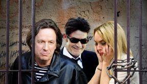 Jörg Kachelmann, Lindsay Lohan und Charlie Sheen (Foto)