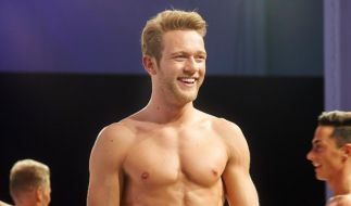 Jörn Kamphuis ist «Mister Germany» 2013. (Foto)